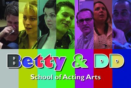 Betty & DD cast photo