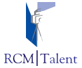 RCM Talent Logo