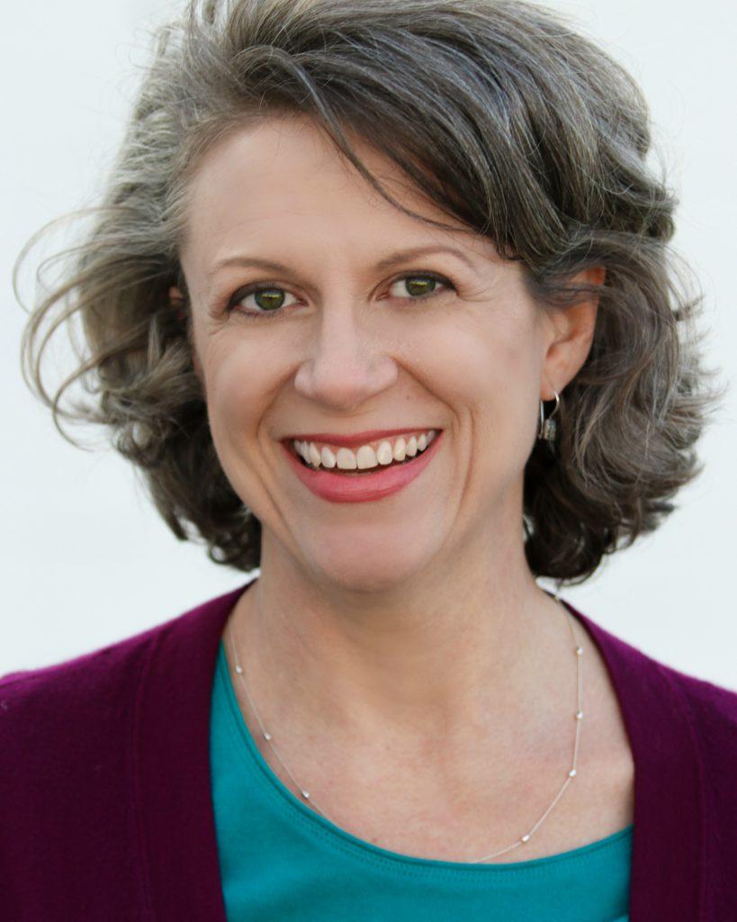 Catherine Gaffney Commercial Headshot